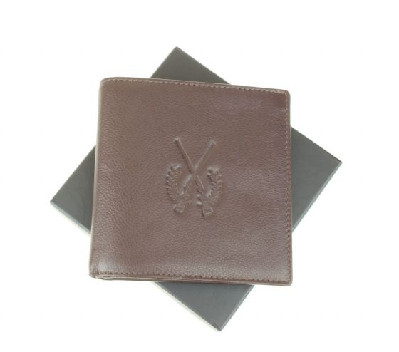 Shotgun & Firearm Certificate Wallet SGC/FAC Licence Holder Premium Leather Sml